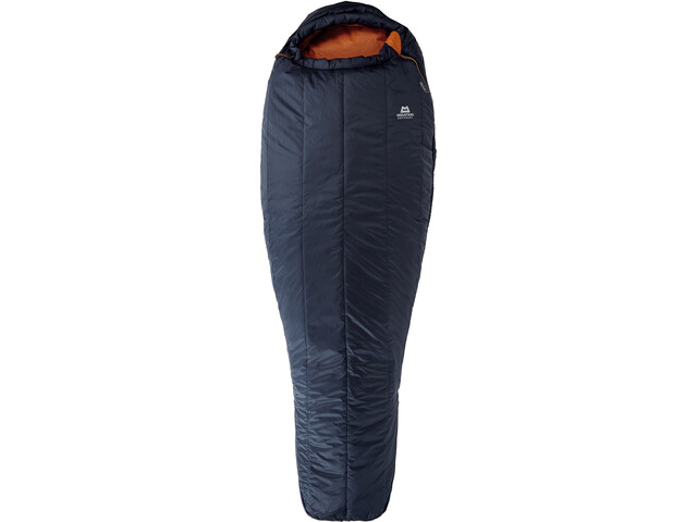 Mountain Equipment Nova II Sleeping Bag long, cosmos/blaze